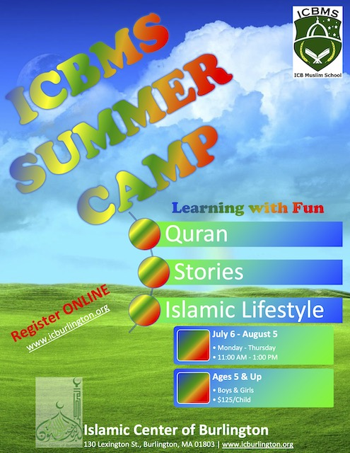 ICBMS Summer Camp 2021